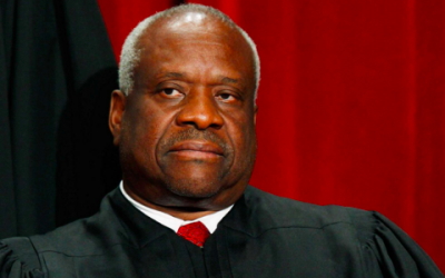 Clarence Thomas: Supreme Court could be 'most dangerous' branch of government