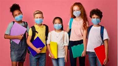 Pediatricians Remove Info on Mask Risks, Dangers for Kids