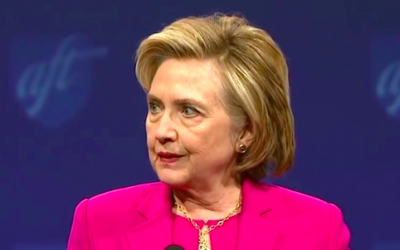 Hillary Clinton's 'bag of tricks' now revealed, says constitutional expert