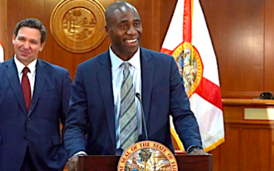 Gov. DeSantis appoints health chief who declares 'we're done with fear'
