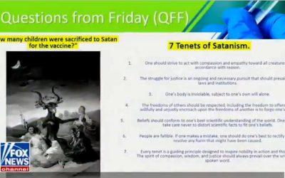 "U.S. Army Uses ""7 Tenets of Satanism"" to Promote Mandatory COVID-19 Shots"