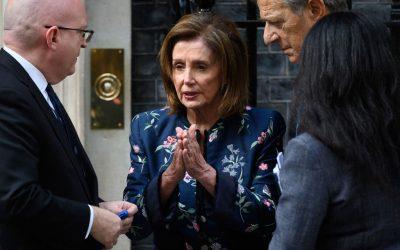 Pelosi: Capitalism hasn't served U.S. as well as it should