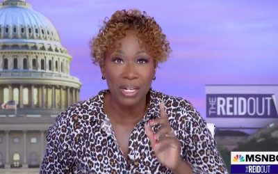 MSNBC's Joy Reid mocked for thinking Manchin, Sinema face re-election in 2022 midterms