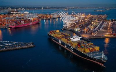 Ports Of Los Angeles And Long Beach Test Night, Weekend Hours To Alleviate Congestion
