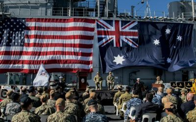 More US Troops & Aircraft Will Deploy To Australia After New 'Counter China' Pact Unveiled