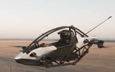 You Can Now Buy A Flying Car That Looks Like A Star Wars Spacecraft