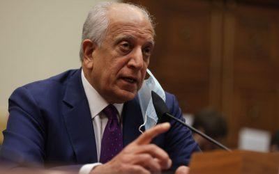 Fmr. U.S. Envoy to Afghanistan: Biden withdrawal was 'ugly' final phase