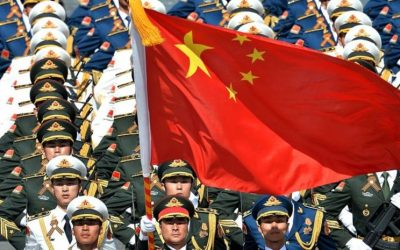Sunday Six: Indefensible Military Actions As Chinese Aggression Intensifies