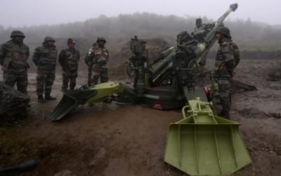 IndiaDeploys Advanced Anti-Aircraft Guns In High Altitude Border Standoff With China